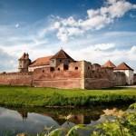 Romanian Castles: Fagaras Citadel