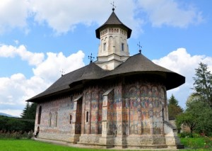 A short history of the monasteries in Suceava