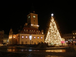 The most beautifully decorated Romanian cities this Christmas
