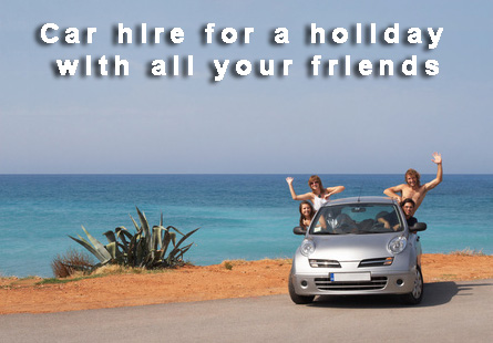 Car rental Romania for your holiday